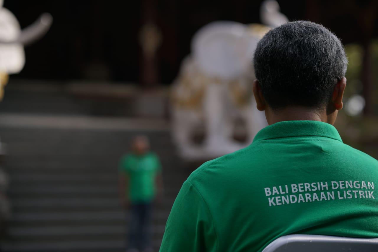 Gubernur Bali, I Wayan Koster Tegaskan Komitmen Pemerintah Daerah Gunakan GESITS
