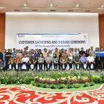 PLN UP3 Gunung Putri Siap Dukung Electric Lifestyle bersama GESITS